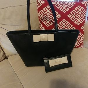 Kate Spade Bag/Wallet combo